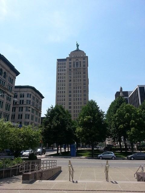 Buffalo, NY Cityscape
